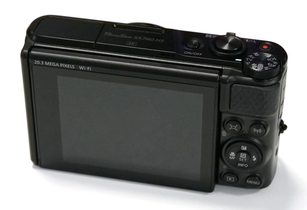 Canon Powershot SX740 HS Black (3)