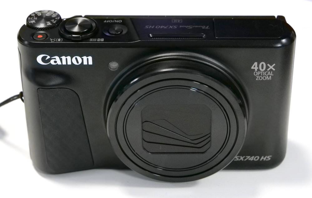 Canon Powershot SX740 HS Black (6)