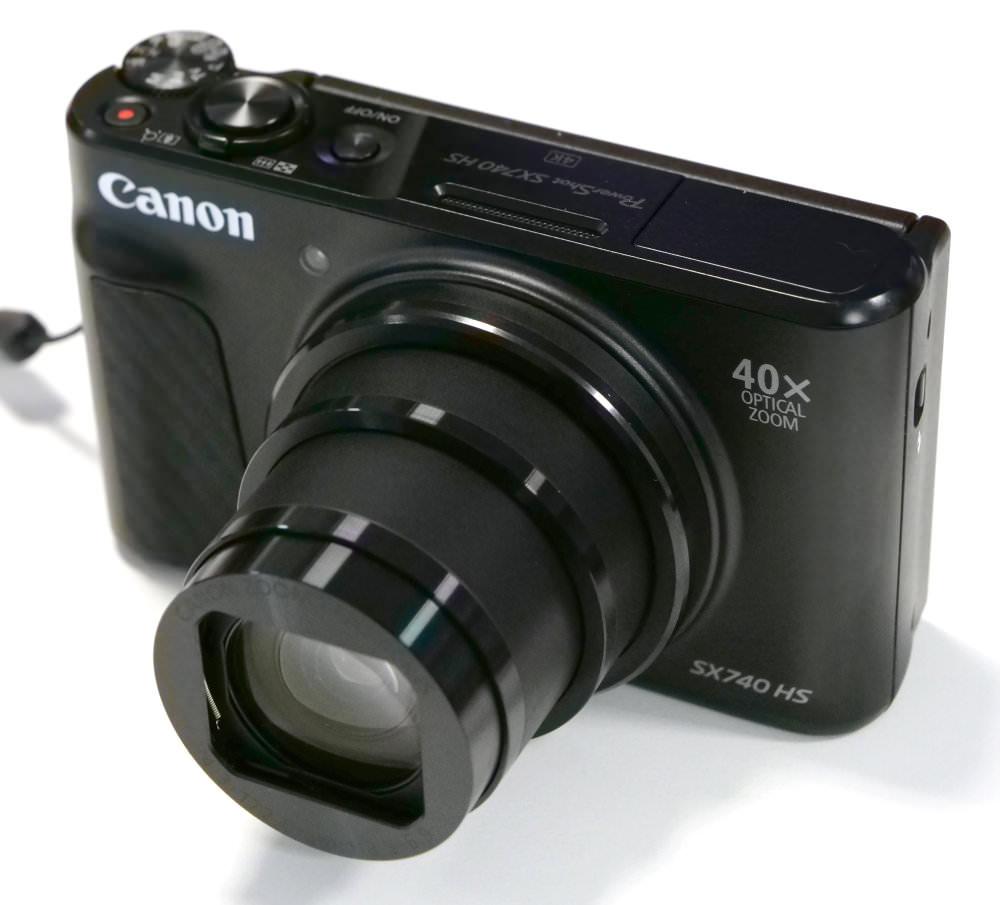 Canon Powershot SX740 HS Black (7)