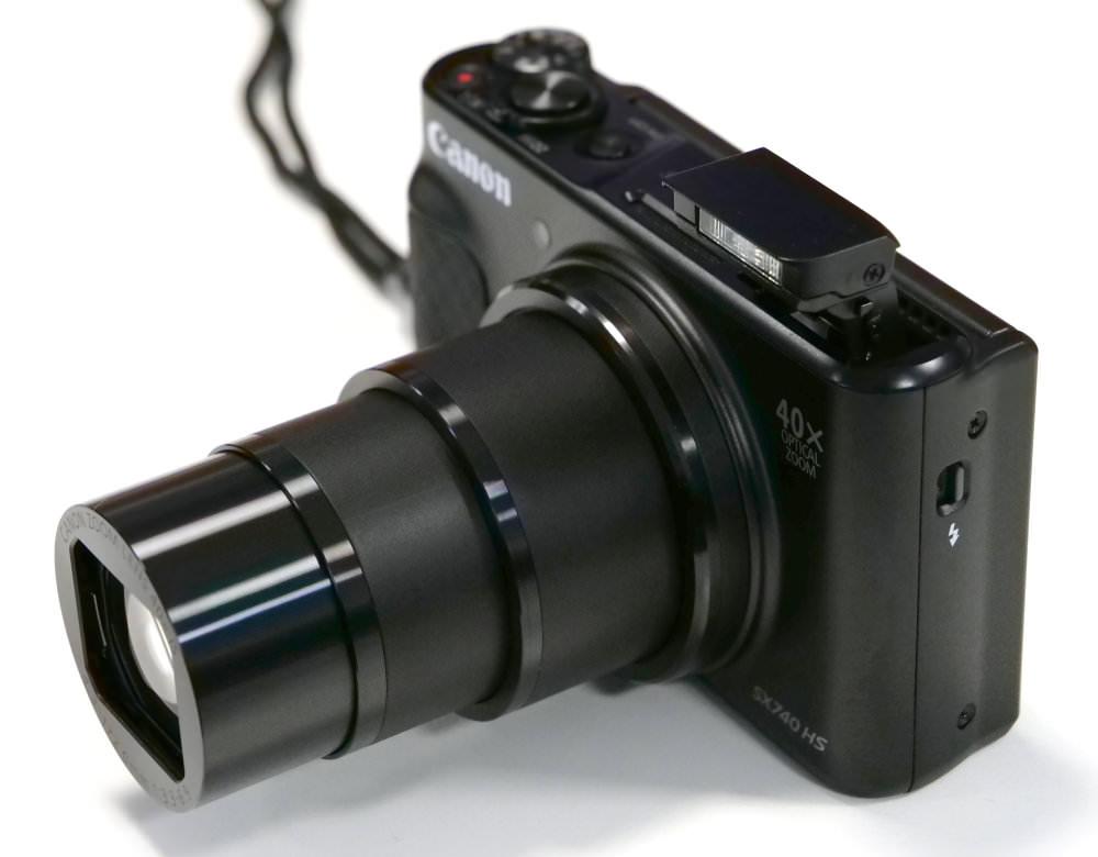 Canon Powershot SX740 HS Black (9)
