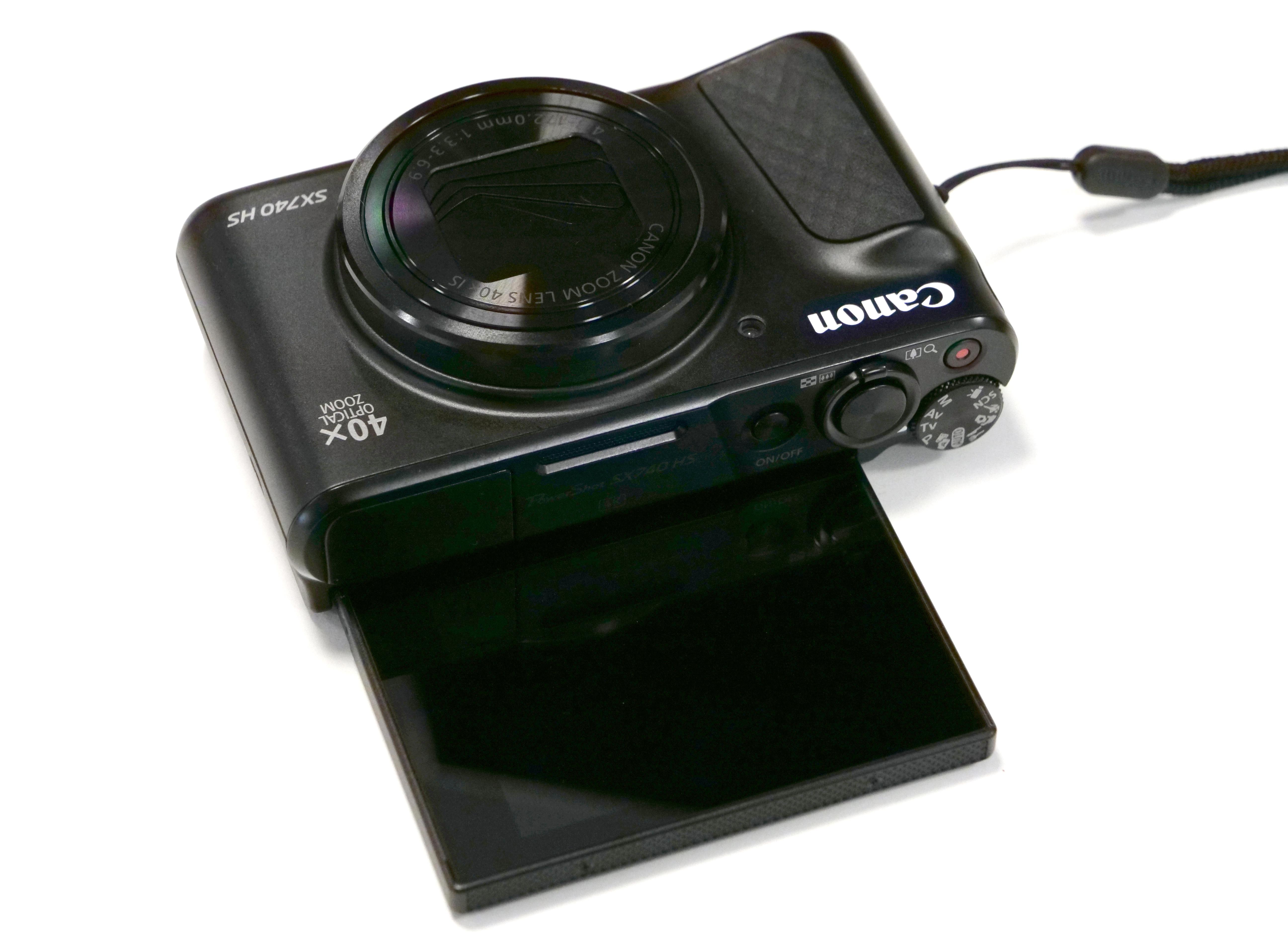 Canon Powershot Sx740 Hs Review Ephotozine
