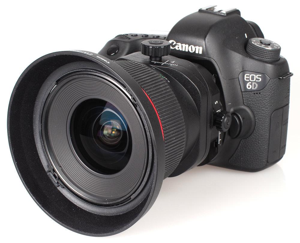 Canon TS E 24mm F3 5L II Lens (1)