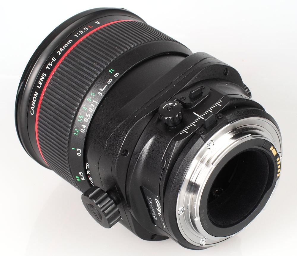 Canon TS E 24mm F3 5L II Lens (5)