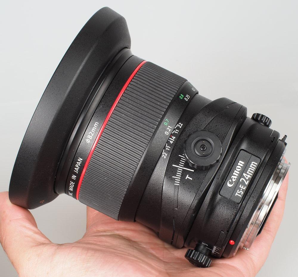 Canon TS E 24mm F3 5L II Lens (8)