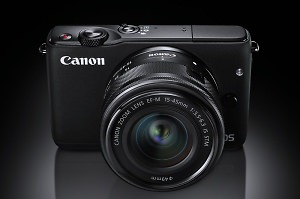 Canon Unveils The EOS M10 Compact System Camera