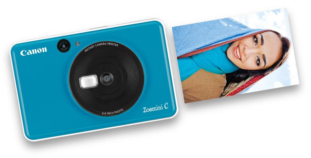 Zoemini C Seaside Blue PRINT