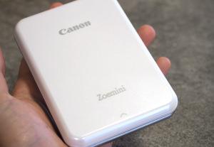 Canon Zoemini Photo Printer Review