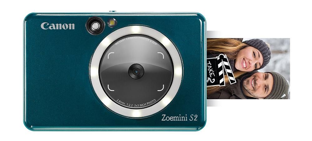 Zoemini S2 2-in-1 instant camera printer