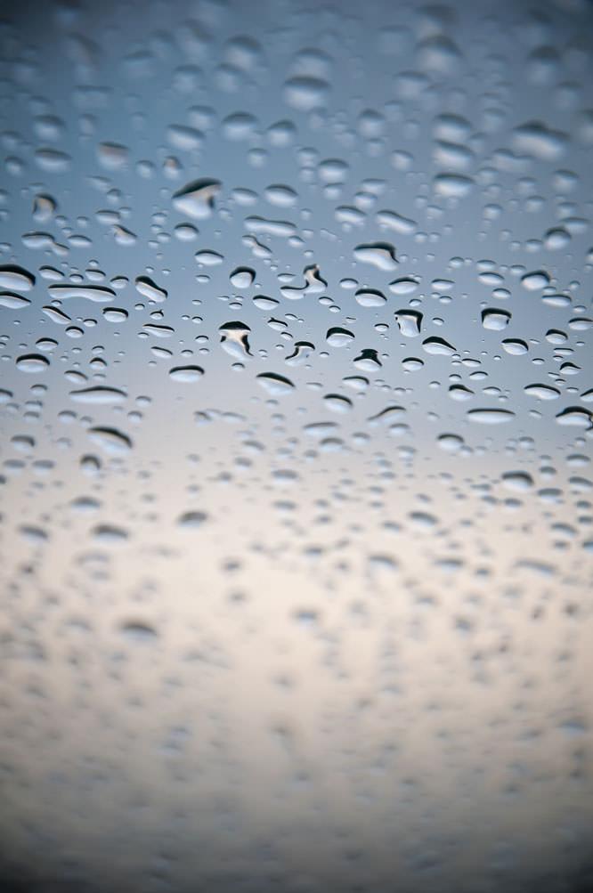 Capturing Creative Shots Of Raindrop Patterns Ephotozine