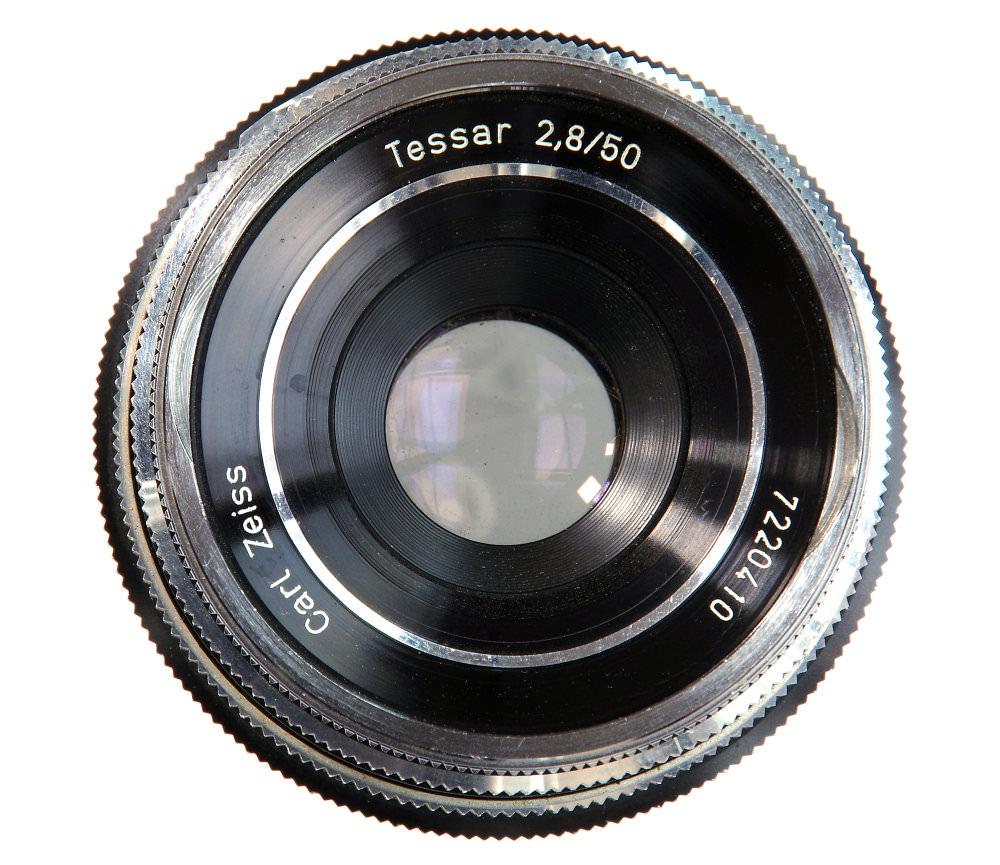 Tessar 50mm f/2.8
