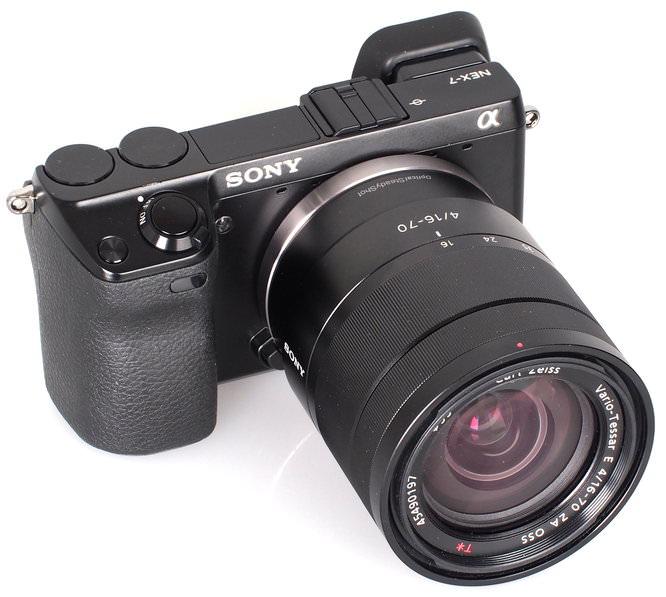 Sony Carl Zeiss Vario Tessar E 16 70mm F4 ZA OSS Lens (3)