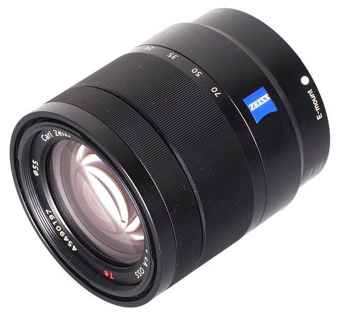 Sony Carl Zeiss Vario Tessar E 16 70mm F4 ZA OSS Lens (5)