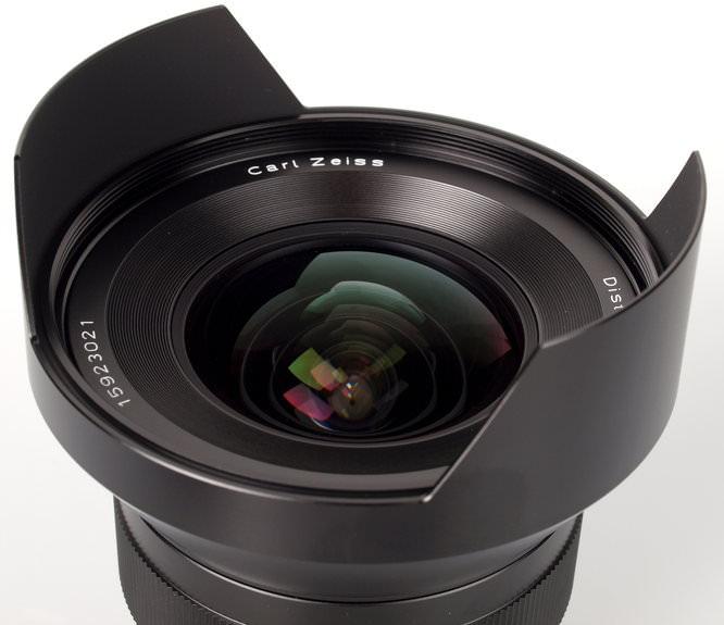 Carl Zeiss ZF Distagon T* 15mm f/2.8
