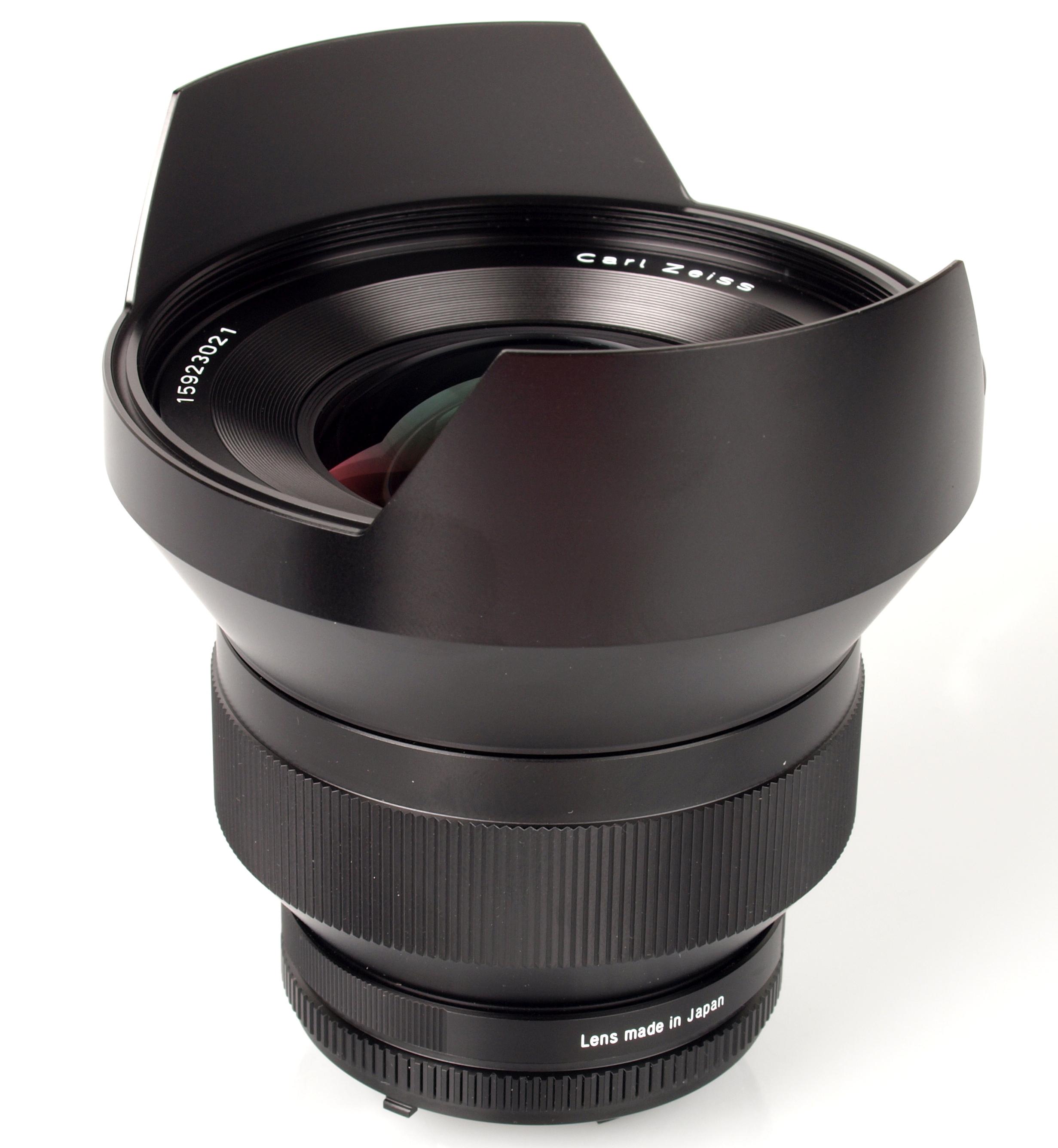 Zeiss Otus 15mm f/2.8 ZM Lens Black Leica M | Park Cameras