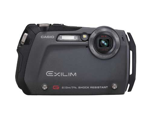 Casio EX-G1 Digital Camera