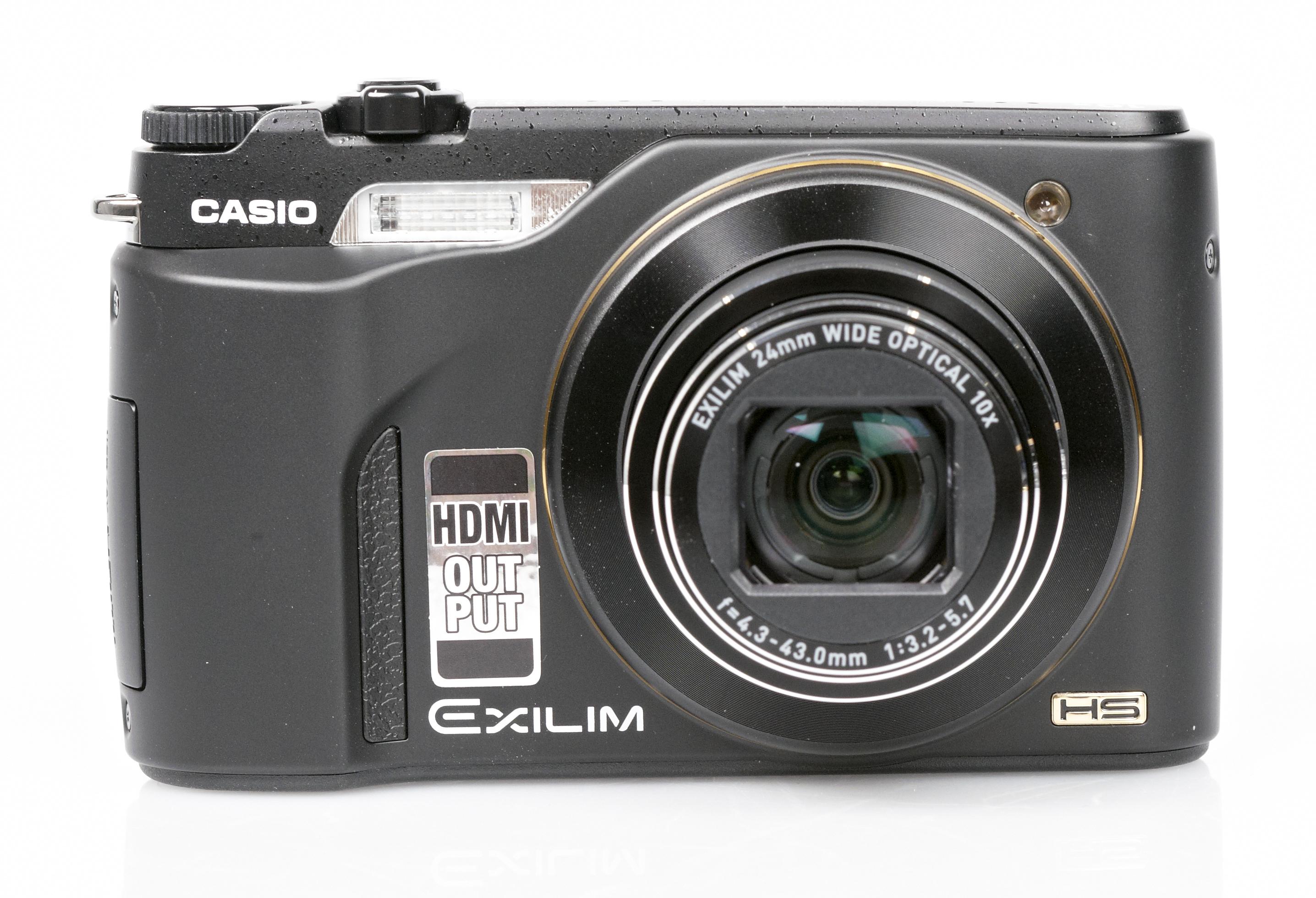 Casio exilim ex-zs5 vs ex-zs10 digital compact camera review.
