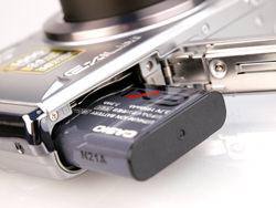 Casio Exilim EX-H10 battery