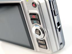 Casio Exilim EX-H10 controls