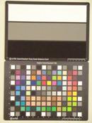 Casio Exilim EX-H15 Test chart ISO3200