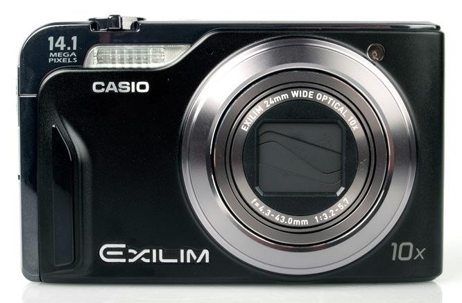 Casio Exilim EX-H15 front