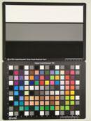 Casio Exilim EX-H20GTest chart ISO200