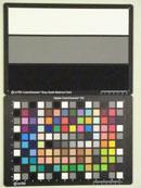 Casio Exilim EX-H20GTest chart ISO3200