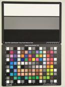 Casio Exilim EX-H20GTest chart ISO400