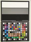 Casio Exilim EX-H20GTest chart ISO800