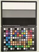 Casio Exilim EX-H20GTest chart ISO80