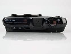 Casio Exilim EX-H20G top
