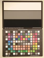 Casio Exilim EX-ZR10 Test chart ISO1600