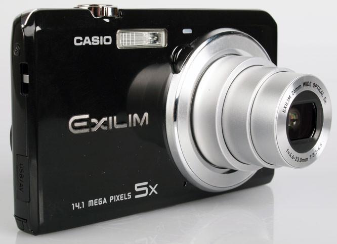 Casio Exilim ZS10