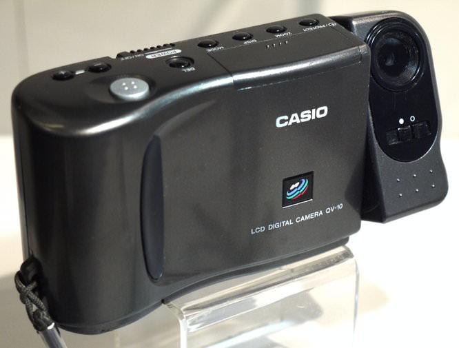 Casio Qv10 High Res