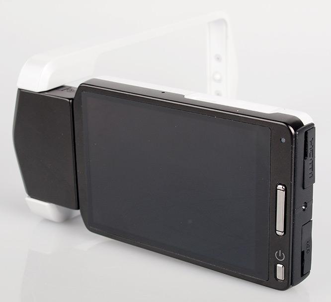 Casio EXILIM TR100 TRYX screen