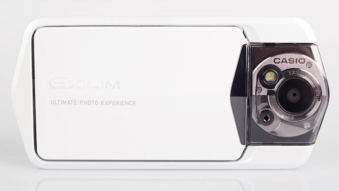 Casio EXILIM TR100 TRYX