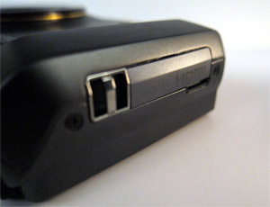 Casio Exilim HS100 HDMI