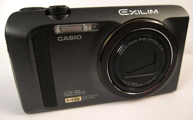 Casio Exilim HS100 Front