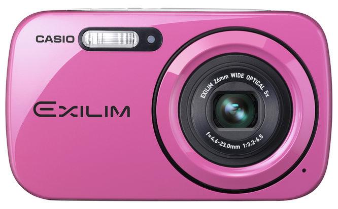 Casio Exilim N1 Pink