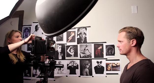 Victoria Will photo shoot