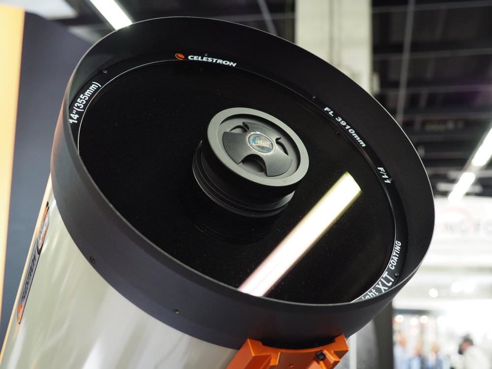 Celestron Edge Hd Optics 3910mm F11 Lens