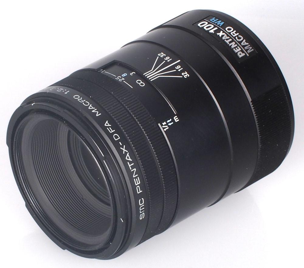 Pentax 100mm Macro lens
