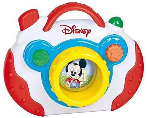 Mickey mouse camera