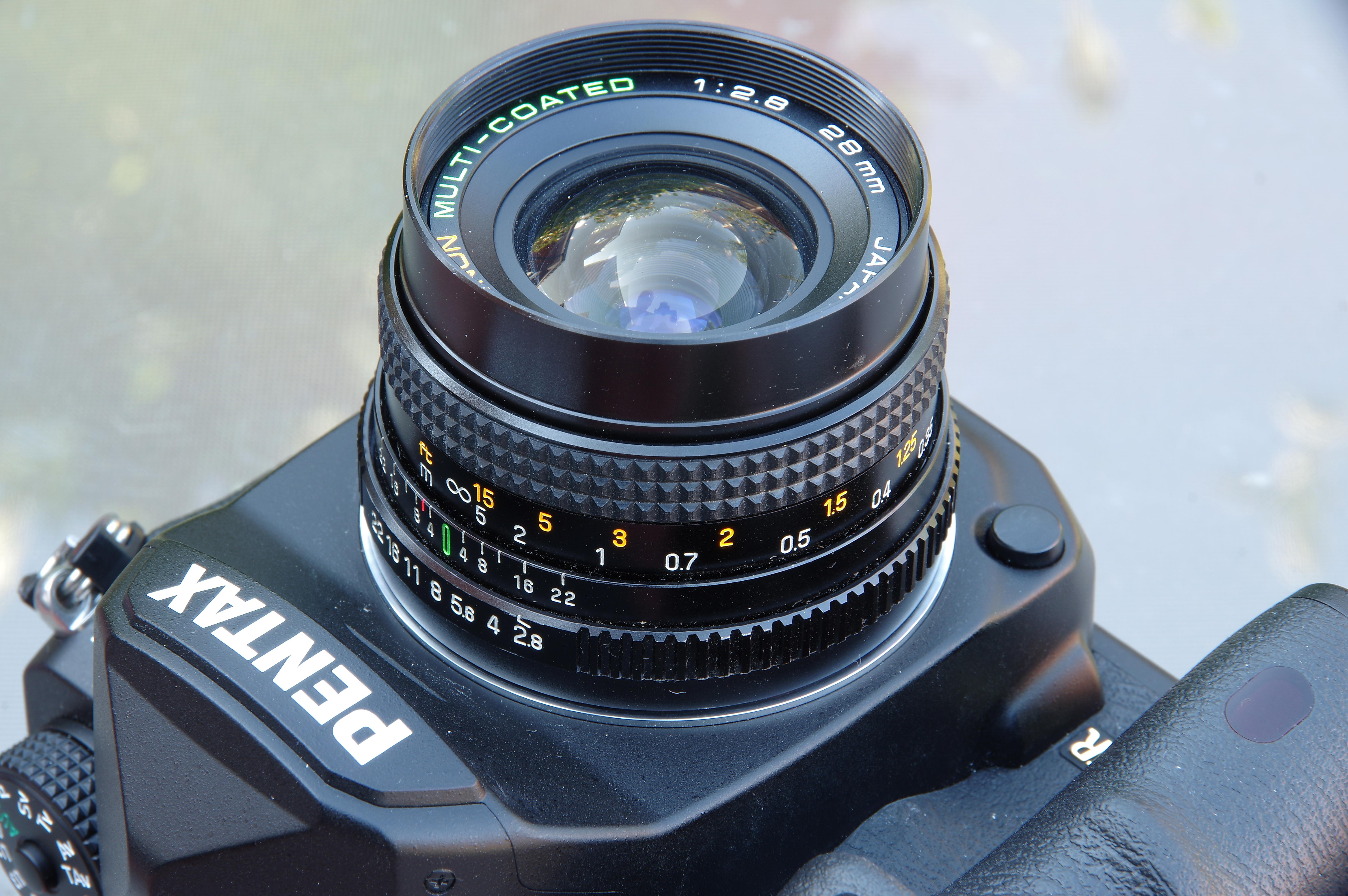 Auto Chinon Multi-coated 28mm f/2 8 Vintage Lens Review | ePHOTOzine