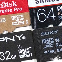 Best MicroSD Memory Cards