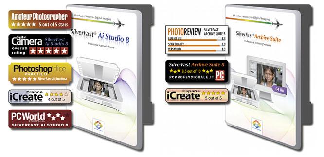 SilverFast software