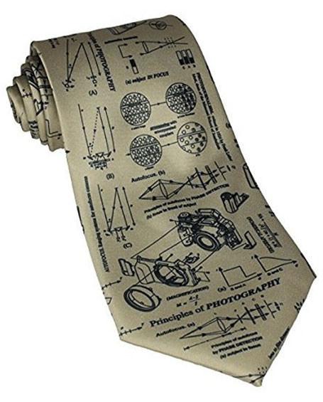 Photography tie