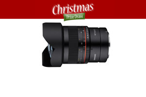 Christmas Prize Draw Day 10 - Win a Samyang MF 14mm f/2.8 Lens!