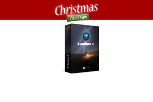 Christmas Prize Draw Day 14 - Win 1 Of 5 Copies Of Luminar 4 Software From Skylum!