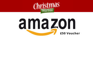 Christmas Prize Draw Day 15 - Win A £50 Amazon Voucher!