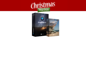 Christmas Prize Draw Day 4 - Win 1 Of 10 Copies Of Luminar 4 Software + Pack Of Skies From Skylum!